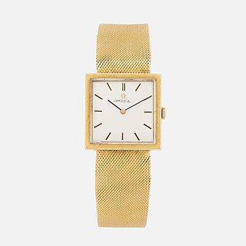 OMEGA, wristwatch, 25.5 x 25.5 mm.