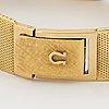 Omega, armbandsur, 25.5 x 25.5 mm