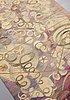 """Barbro nilsson, a tapestry, """"Ångan - Ångkraften"""", a tapestry variant, ca 240,5 x 112 cm, signed ab mmf bn."""
