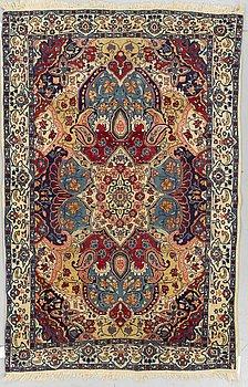 MATTA, Old Sarouk, ca 163 x 103 cm.