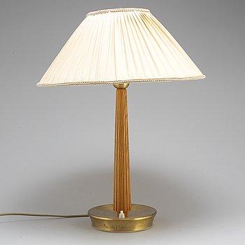 HANS BERGSTRÖM, bordslampa, E1240, ASEA Belysning, 1940-tal.