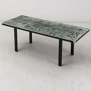 ALGOT TÖRNEMAN, soffbord, daterat 1958.
