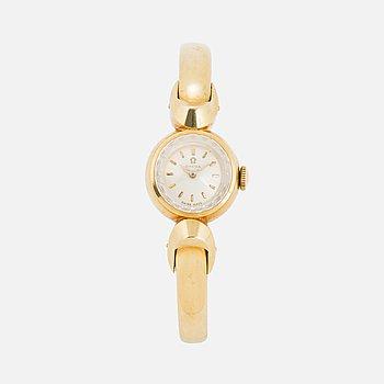OMEGA, armbandsur, 17,5 mm.
