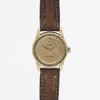 OMEGA SEAMASTER armbandsur ca 33 mm, 1900-talets andra hälft.