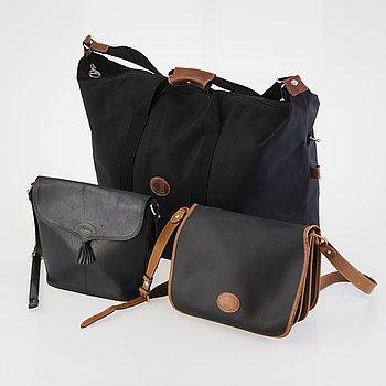 Three LONGCHAMP Bags.
