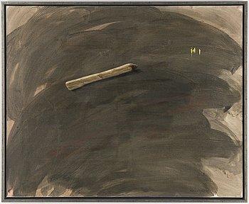 LENNART ASCHENBRENNER, olja på duk, signerad och daterad -89.