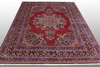 A carpet, Sabzevar, ca 288 x 200 cm.