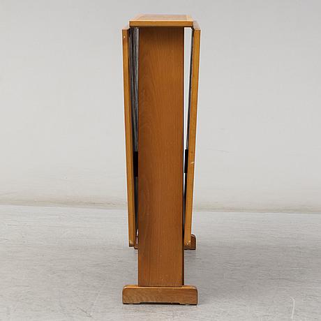 Slagbord, 1900-talets mitt.