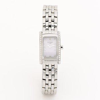 LONGINES, Dolce Vita, wristwatch, 16 x 20 (25) mm.