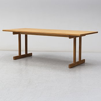 A Karl Erik Ekselius sofa table for AB J.O. Carlsson Vetlanda, dated 1965.