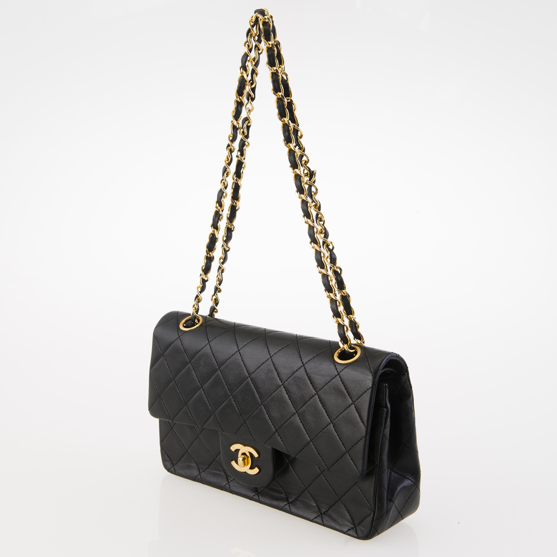 f7041b0ba617a0 CHANEL Small Double Flap Bag. - Bukowskis