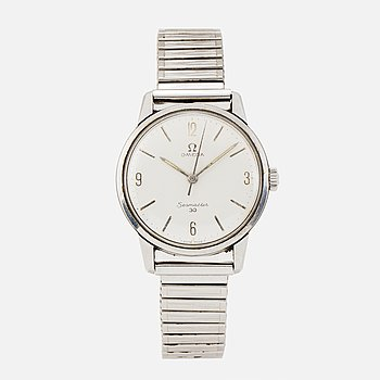 OMEGA, Seamaster 30, wristwatch, 35 mm,