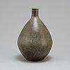 Carl-harry stålhane, a unique stoneware vase, rörstrand.