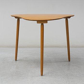 a 1940's Swedish Modern coffe table.