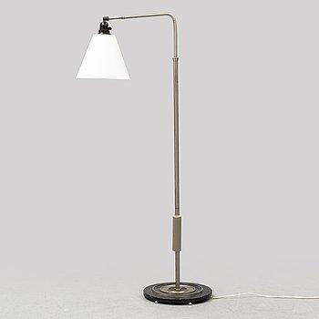 HARALD ELOF NOTINI, golvlampa, Böhlmarks Lampvarufabrik, 1930-tal.