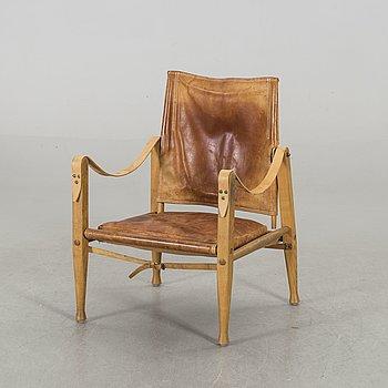 KAARE KLINT, a Safari armchair.