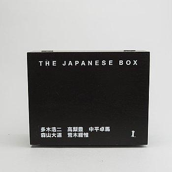 FOTOBÖCKER. Christoph Schifferli (red.): The Japanese Box. Editions 7L 2001, 905 / 1500.