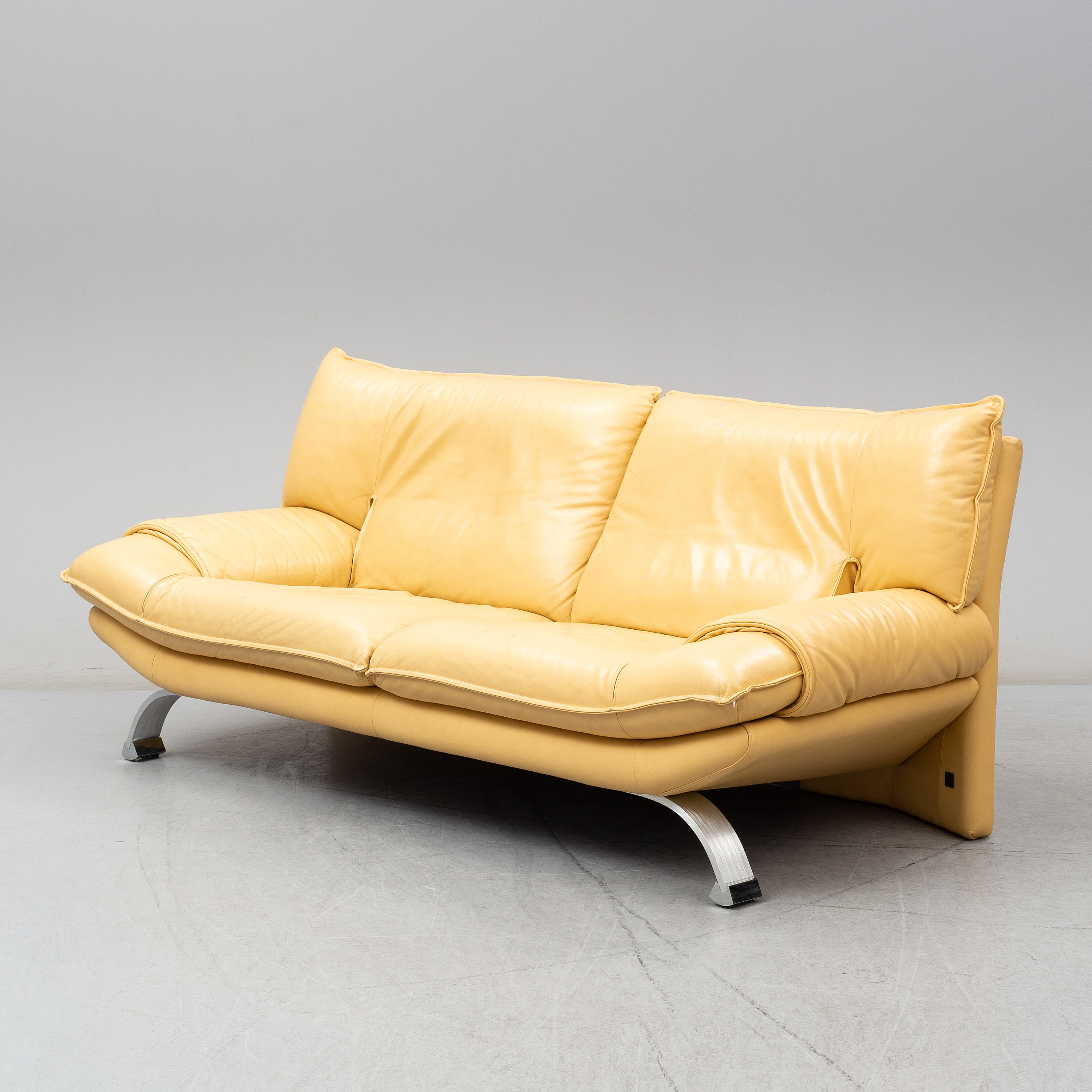 Remarkable A Late 20Th Century Sofa Nicoletti Italy Bukowskis Ncnpc Chair Design For Home Ncnpcorg