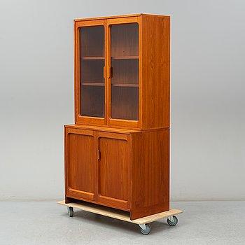 BØRGE MOGENSEN, probably. A 1960's teak vitrine from Karl Andersson & Söner, Huskvarna.