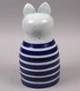 "Figurin, stengods, ""trull"", lisa larson, gustavsberg, 1972-4."
