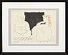 Pablo picasso, after, unsigned, from verve no 29-30, dated 27.1.54 in print.