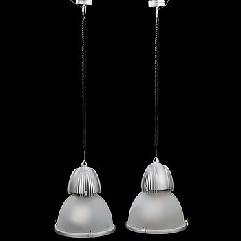 A pair of 21st century 'Berlino' lights for iGuzzini.