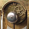 A french early 19th century mantel clock
