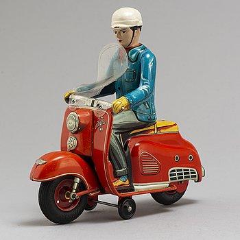 "TIPP & CO, scooter, ""Bella"", Tyskland, 1950-tal."