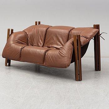 PERCIVAL LAFER, soffa, modell MP-211, 1970-tal.