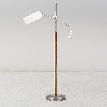 """ANDERS PEHRSON, golvlampa, modellnummer 591, """"Simris""""/""""Olympia"""", Ateljé Lyktan, Åhus."""