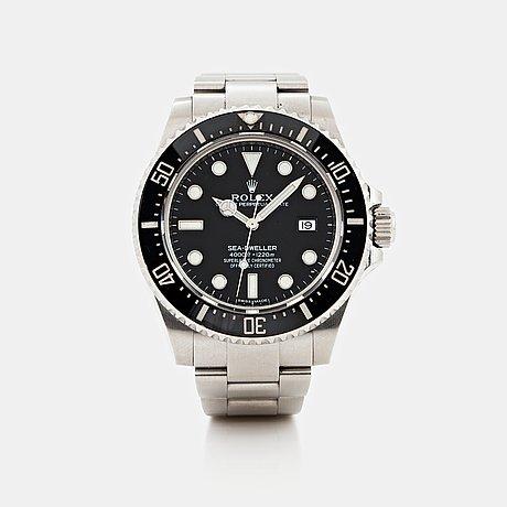 Rolex, sea-dweller.
