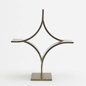 WILLIAM CROVELLO, skulptur signerad daterad och numrerad 1980 9/25.