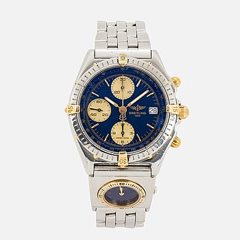 BREITLING, Chronomat, chronograph, wristwatch, 39 mm,