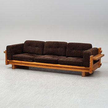 """YNGVE EKSTRÖM, soffa, """"Dymling"""", Swedese, troligen 1970-tal."""