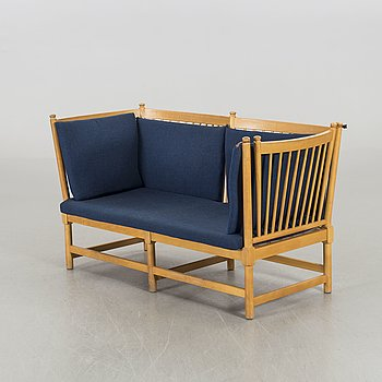 "A ""Tremme"" Sofa designed by Børge Mogensen, second half of the 20th century."