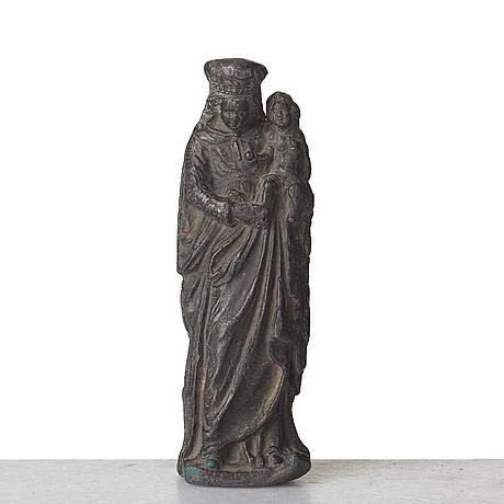 Sculpture, probably german or flemish, circa 1700