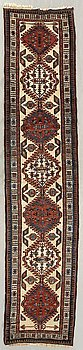 MATTA västpersisk galleri semiantik ca 414 x 91 cm.
