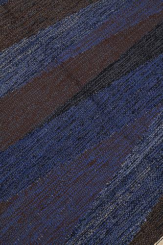 "Elsa gullberg, matto, ""fjärden"", flat weave, ca 274,5 x 211 cm, designed by elsa gullberg around 1950."
