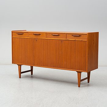 A 1950s/1960s sideboard.
