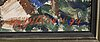 Mauno oittinen, olja på fiberskiva, signerad och daterad  24
