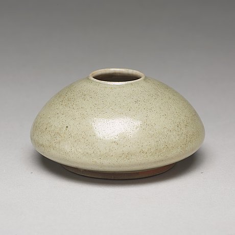 A brush pot, qing dynasty, 18th century.