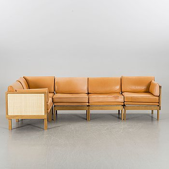 ARNE NORELL, soffa, 5 moduler, omkring 2000.