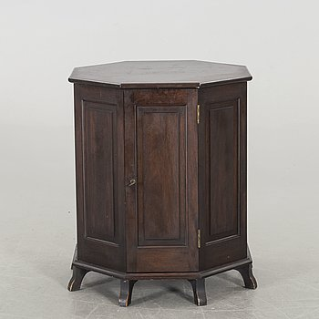 A bar cabinet, first half of 20th century.