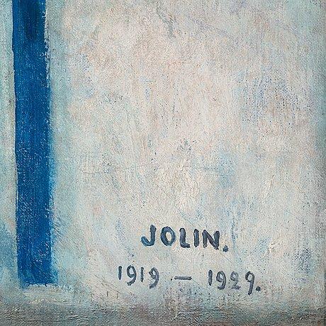 """Einar jolin, """"hockey"""""""