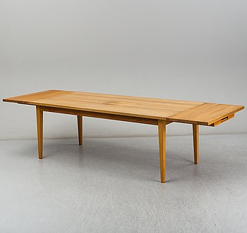 A 21st century dining table by G.A.D.