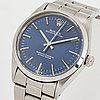 Rolex, oyster perpetual (t swiss t), chronometer, wristwatch, 34 mm