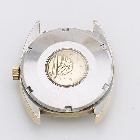 Omega, constellation, chronometer, armbandsur, 35 mm