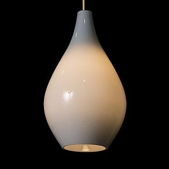 LISA JOHANSSON-PAPE, a 1950s 'Onion' pendant light for Stockmann Orno.