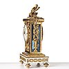 A louis xvi late 18th century mantel clock by le paute
