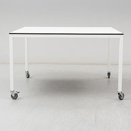 A 2015 'artur' writing desk by love arbén for sa möbler.